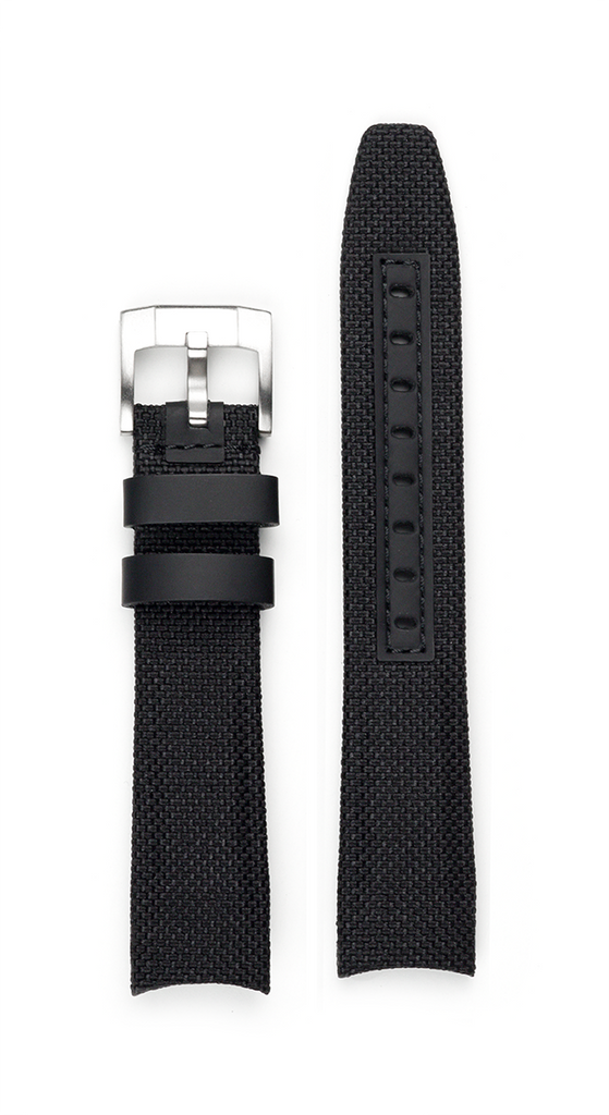 Everest Curved End Nylon Strap with Tang Buckle - EH8K