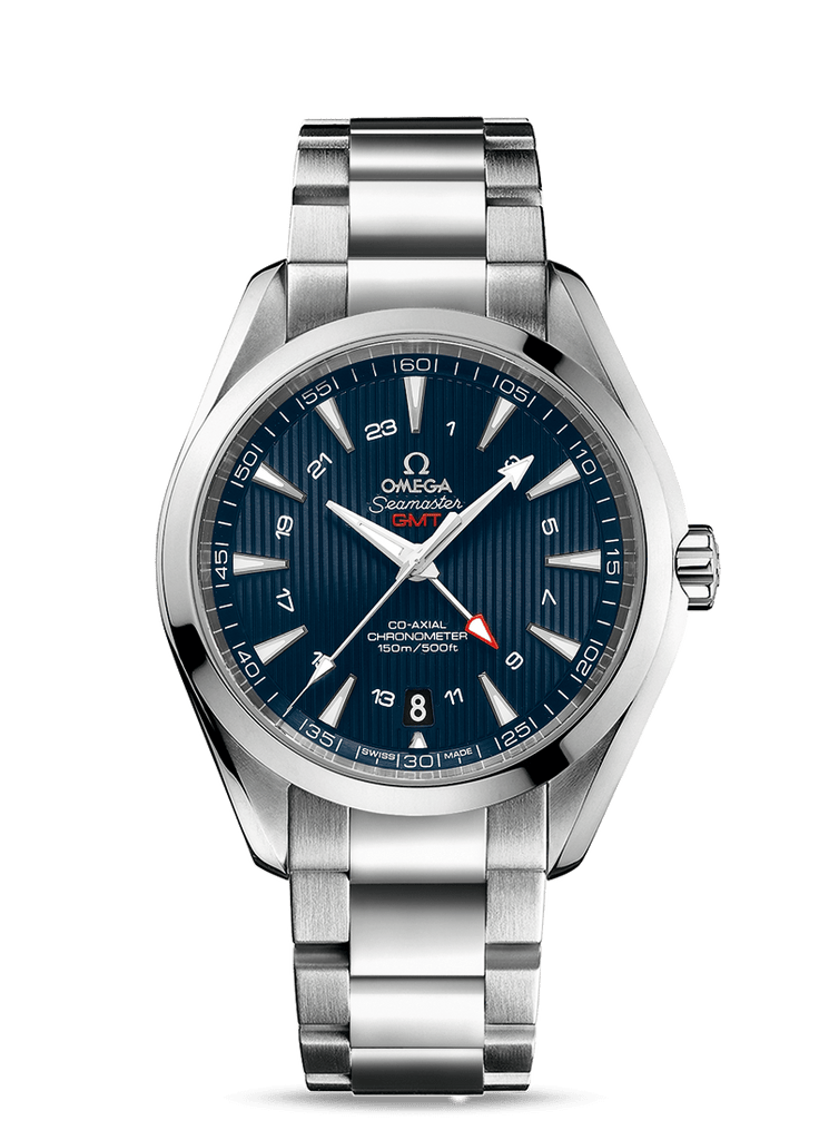 Omega Aqua Terra 150m Co-Axial GMT 43mm 231.10.43.22.03.001