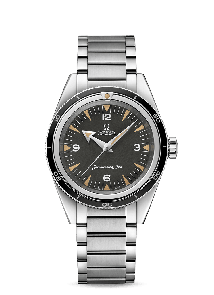 "Omega Seamaster 300 Co-Axial Master ""The 1957 Trilogy"" 39mm [2017]"