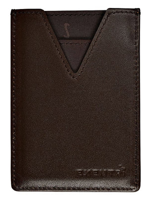 EXENTRI Wallet City Brown - Exentri Wallets - Smart Wallet