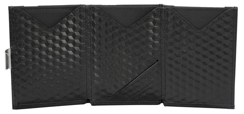 EXENTRI Wallet Black Cube - mit RFID - Exentri Wallets - Smart Wallet