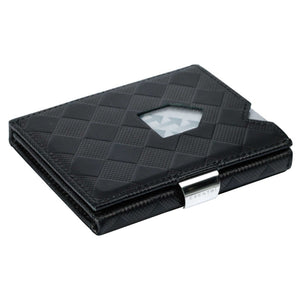 EXENTRI Wallet Black Chess - mit RFID-Schutz - Exentri Wallets - Smart Wallet