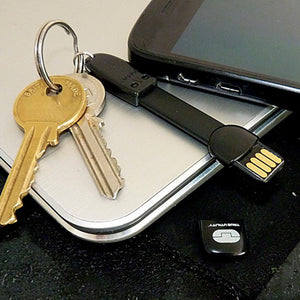 Mini USB-Aufladekabel - Exentri Wallets - Smart Wallet