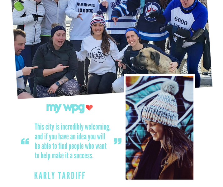 My WPG: Karly Tardiff