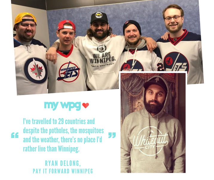 My WPG: Ryan DeLong