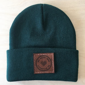 WHW Lifestyle Toque | Chestnut on Forest