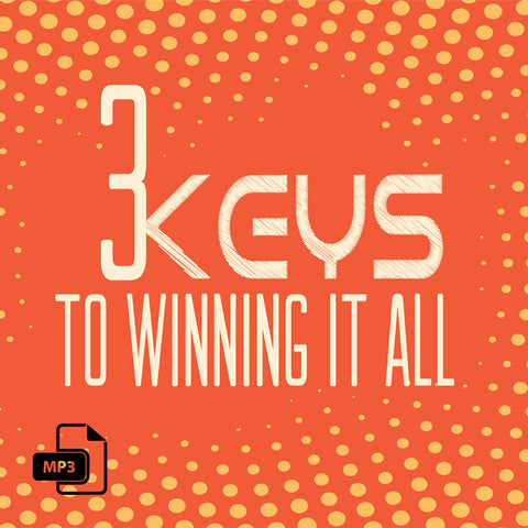 3 Keys to Winning it All - 2/5/17