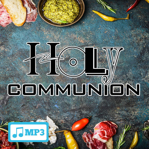 Holy Communion Part 2 - 1/31/16