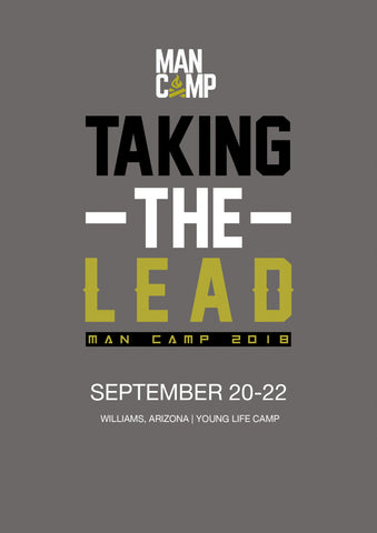 Mancamp 2018 | Taking The Lead