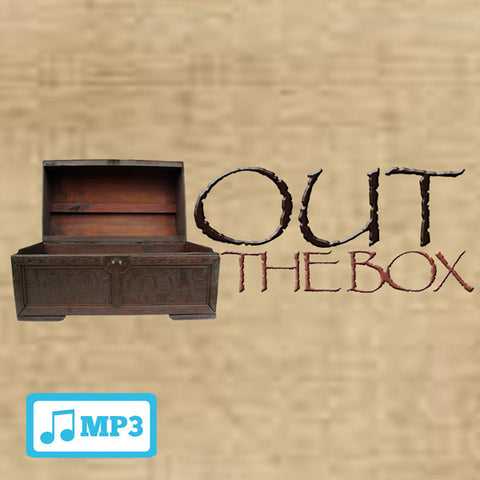 Out The Box Part 2 - 10/21/15