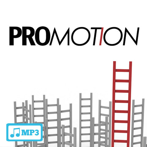 It's Time For Promotion - 06/1/16