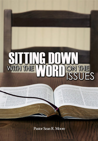 Sitting Down With the Word - Sermon Series