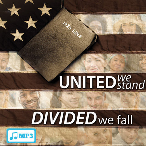 United We Stand, Divided We Fall - Part 1 - 03/27/16