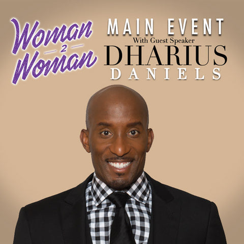 W2W Main Event with Dharius Daniels