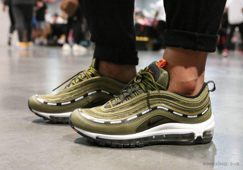 252fbe2a13 ... Load image into Gallery viewer, UNDFTD x Nike Air Max 97 Green