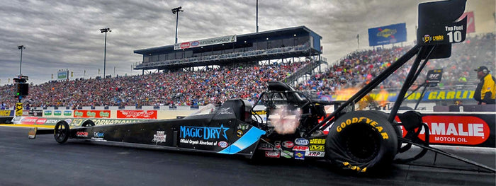 Magic Dry Top Fuel pro Scott Palmer locks down another top-half starting berth