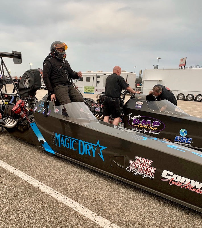 Local drag racer Shane Conway picks Houston race for his 2019 national event debut