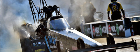 Magic Dry pro Scott Palmer on Cloud 9 heading into Arby's NHRA Southern Nationals