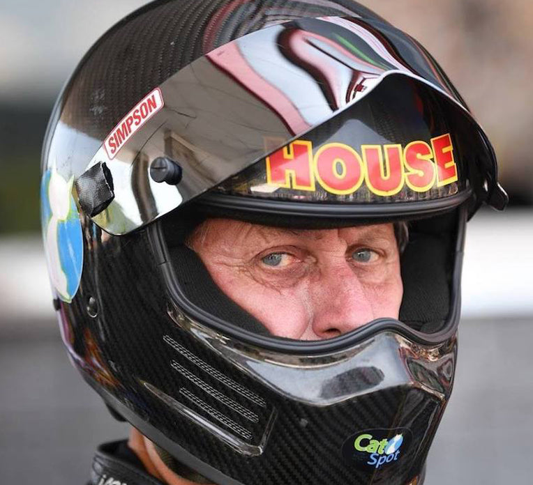 Magic Dry Top Fuel Harley rider Rickey House sets sights on 2019 world championship