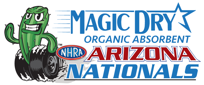 Magic Dry at Arizona Nationals
