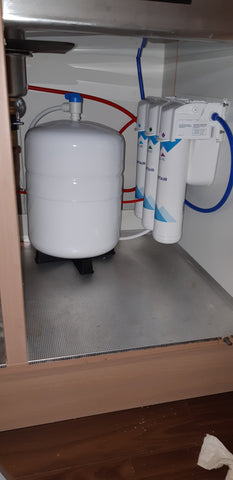 Water Filter for small space