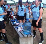 Hydration for Soccer Game