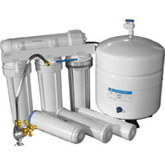 reverse osmosis, five stage