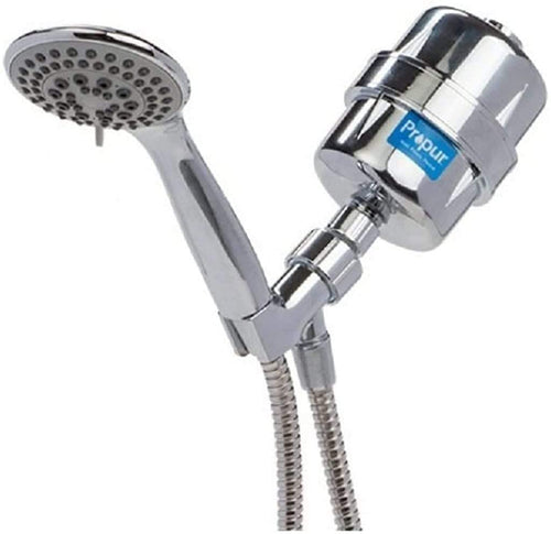 ProOne / ProPur Shower Filter with Massage Head - Handheld