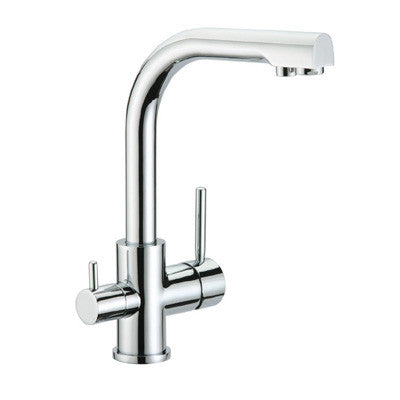 Faucet Dual Function Kitchen & Drinking Faucet Chrome finish