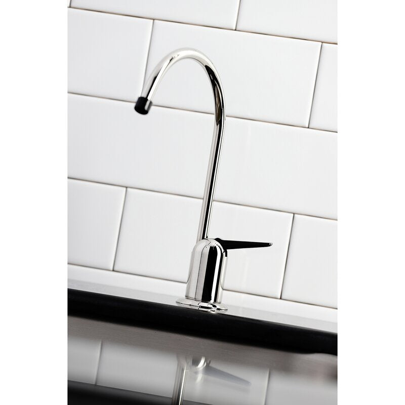 Faucet Black Handle, Black Tip