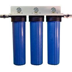 Big Blue Whole House Filter System