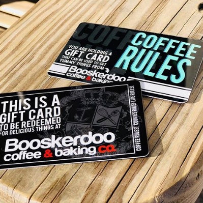Booskerdoo Cafe Gift Card