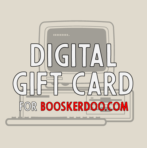 Digital Gift Card for Booskerdoo.com (web-store only)