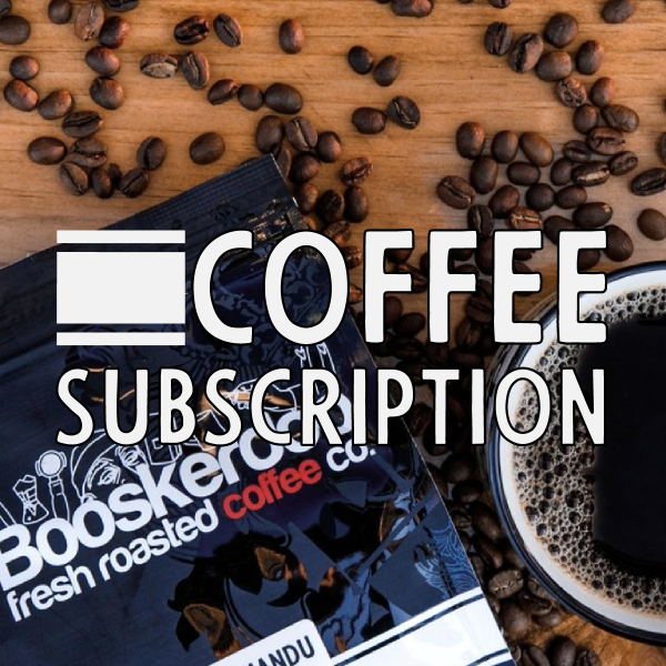 Booskerdoo Coffee Club Subscription