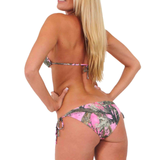 Women's Camo Bikini True Timber Swimwear: PINK Made in the USA
