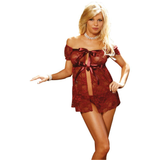 Babydoll with Panty Lace Md