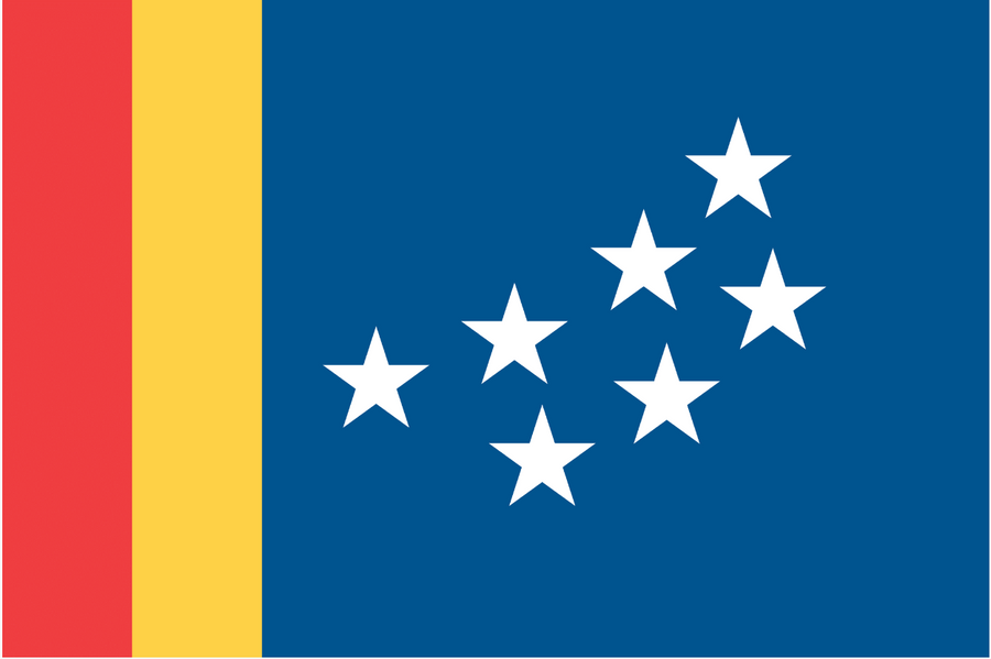 Durham City Flag