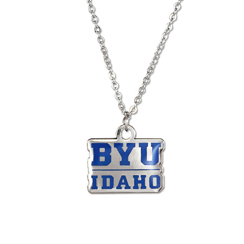 BYU Idaho Fan Necklace