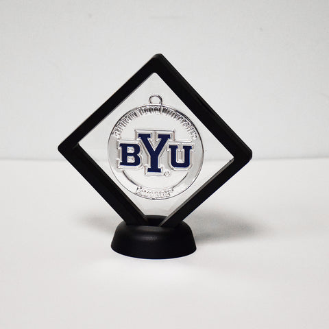 BYU Ornament & Display Frame