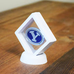 BYU Collectibles Coin & Display Frame