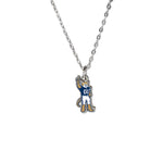 BYU Cougar Mascot Necklace