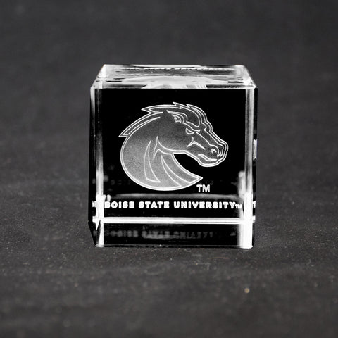 Bronco Crystal Cube