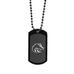 Bronco Dog Tag