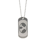 Cougar Fan Dog Tag