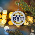 BYU Brigham Young University Ornament