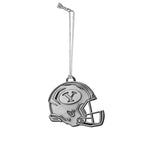 BYU Metal Helmet Ornament