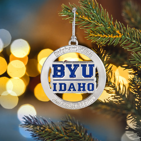 BYU Idaho Ornament