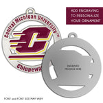 Central Michigan Ornament