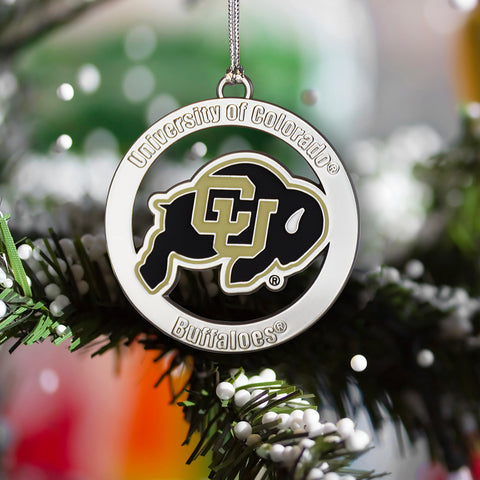 Colorado Buffaloes Ornament COL Buffs