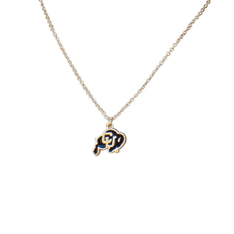 University of Colorado Fan Necklace